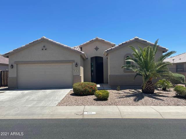 661 S 226TH Drive, Buckeye, AZ 85326 (MLS #6228795) :: Yost Realty Group at RE/MAX Casa Grande