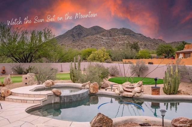 5973 E Agave Place, Carefree, AZ 85377 (MLS #6228799) :: The Luna Team