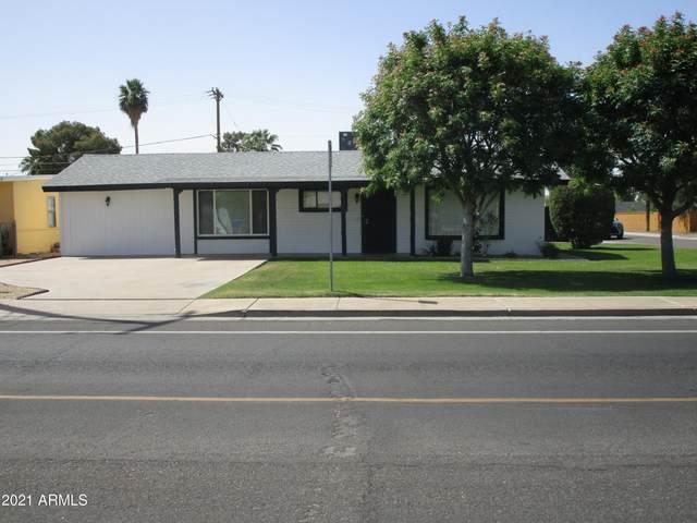 2301 E Osborn Road, Phoenix, AZ 85016 (MLS #6228804) :: Yost Realty Group at RE/MAX Casa Grande