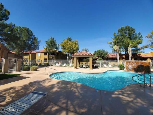 2929 W Yorkshire Drive #1018, Phoenix, AZ 85027 (MLS #6228805) :: West Desert Group | HomeSmart