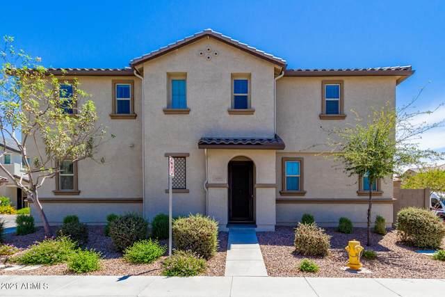 1455 N Banning, Mesa, AZ 85205 (MLS #6228807) :: Yost Realty Group at RE/MAX Casa Grande
