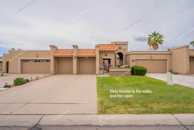 10014 E Michigan Avenue, Sun Lakes, AZ 85248 (MLS #6228816) :: Long Realty West Valley