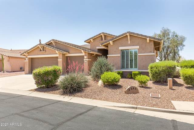 8348 S Lucky Seven Court, Gold Canyon, AZ 85118 (MLS #6228843) :: Klaus Team Real Estate Solutions