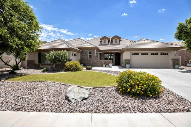 547 E Beauchamp Drive, Gilbert, AZ 85297 (MLS #6228872) :: Yost Realty Group at RE/MAX Casa Grande