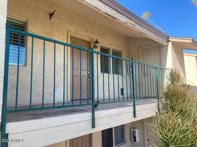 12440 N 20TH Street #209, Phoenix, AZ 85022 (MLS #6228874) :: Maison DeBlanc Real Estate