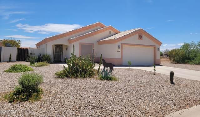 14783 S Redondo Road, Arizona City, AZ 85123 (MLS #6228876) :: The Ethridge Team
