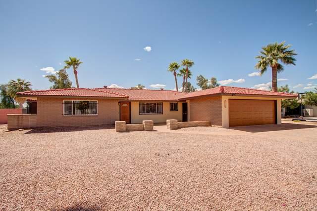 916 S Saranac Avenue, Mesa, AZ 85208 (MLS #6228901) :: Yost Realty Group at RE/MAX Casa Grande