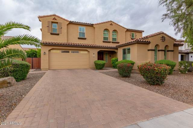2842 E Redwood Place, Chandler, AZ 85286 (MLS #6228932) :: Yost Realty Group at RE/MAX Casa Grande