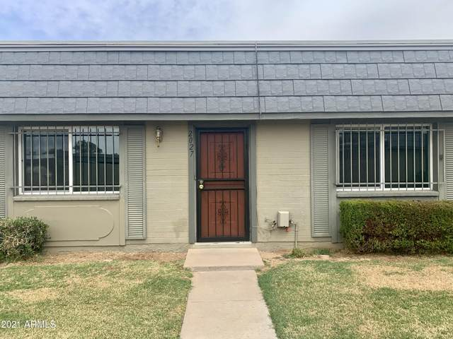 2027 W Pierson Street, Phoenix, AZ 85015 (MLS #6228953) :: My Home Group