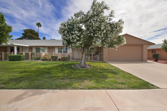 13615 N Teakwood Drive, Sun City, AZ 85351 (MLS #6228961) :: Kepple Real Estate Group