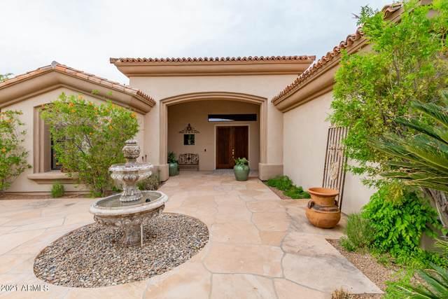 8702 E Remuda Drive, Scottsdale, AZ 85255 (MLS #6228970) :: Conway Real Estate