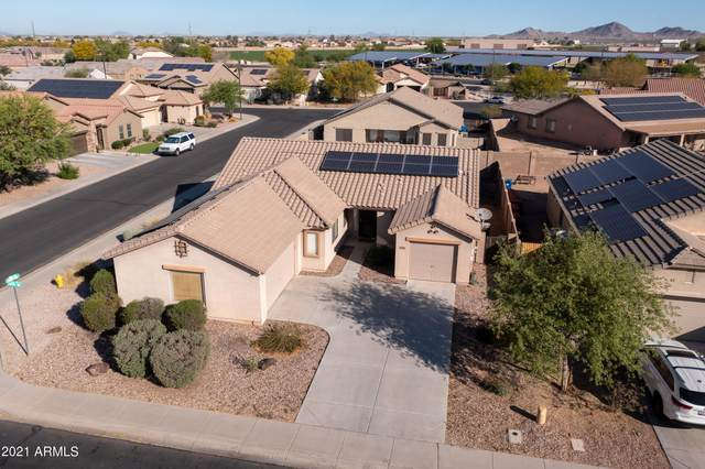 25278 W Darrel Drive, Buckeye, AZ 85326 (#6228983) :: The Josh Berkley Team