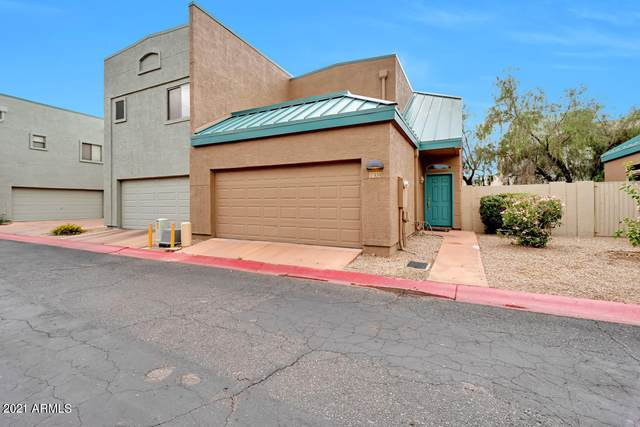 2027 E University Drive #138, Tempe, AZ 85281 (MLS #6228988) :: The Dobbins Team