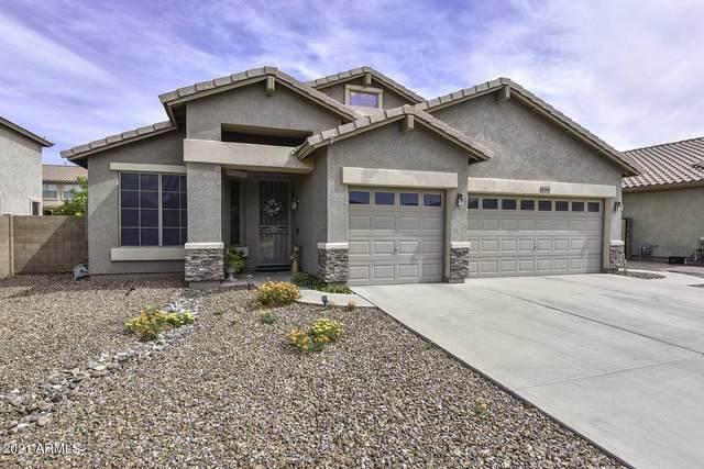 8368 W Palo Verde Avenue, Peoria, AZ 85345 (MLS #6228994) :: The Laughton Team