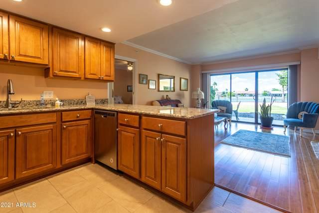 10330 W Thunderbird Boulevard C115, Sun City, AZ 85351 (MLS #6229009) :: Zolin Group
