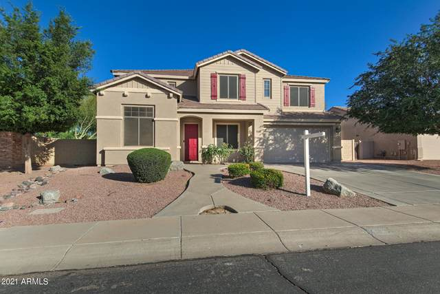 4487 S Cobblestone Street, Gilbert, AZ 85297 (MLS #6229030) :: Kepple Real Estate Group