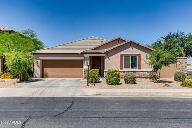 578 N 157TH Drive, Goodyear, AZ 85338 (MLS #6229032) :: The Luna Team