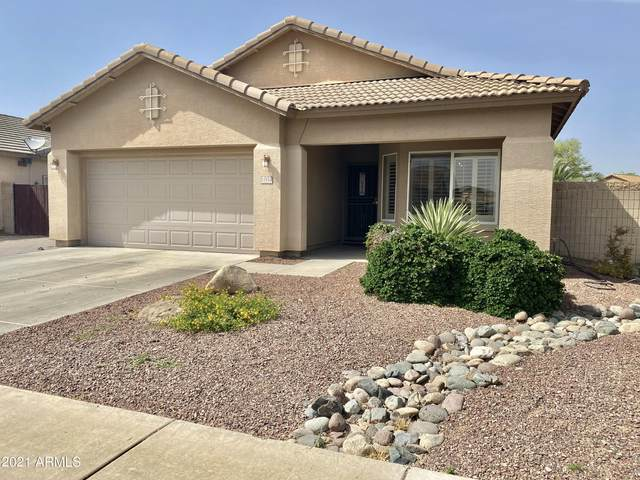 11934 W Jefferson Street, Avondale, AZ 85323 (MLS #6229036) :: Yost Realty Group at RE/MAX Casa Grande