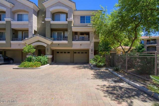 4465 E Paradise Village Parkway S #1219, Phoenix, AZ 85032 (MLS #6229044) :: West Desert Group | HomeSmart