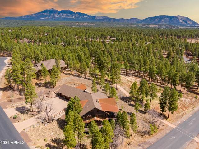 4500 S Saddle Horn Drive, Flagstaff, AZ 86005 (#6229049) :: Luxury Group - Realty Executives Arizona Properties