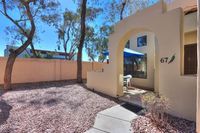 5665 W Galveston Street #67, Chandler, AZ 85226 (MLS #6229054) :: Yost Realty Group at RE/MAX Casa Grande