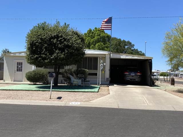 146 N 90TH Street, Mesa, AZ 85207 (MLS #6229090) :: Maison DeBlanc Real Estate