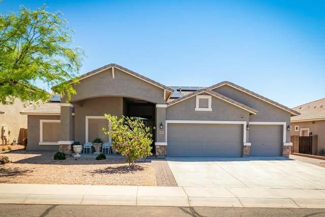6021 N 132ND Drive, Litchfield Park, AZ 85340 (MLS #6229092) :: The Luna Team