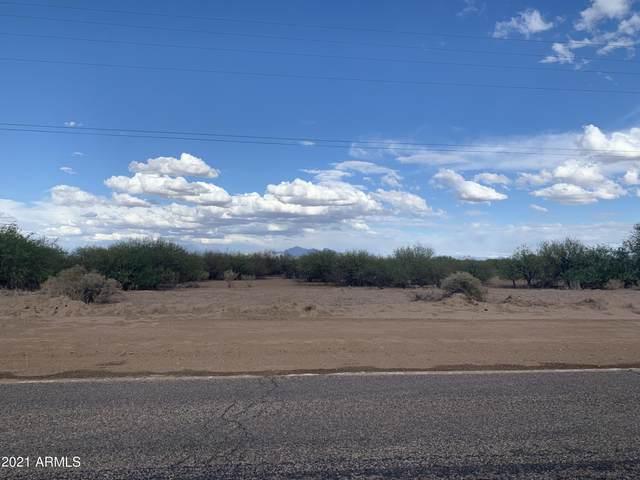 0 S Sunland Gin Road, Arizona City, AZ 85123 (MLS #6229139) :: Maison DeBlanc Real Estate