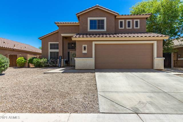195 W Oriole Way, Chandler, AZ 85286 (MLS #6229147) :: Yost Realty Group at RE/MAX Casa Grande