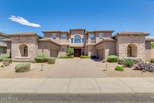 3856 E Expedition Way, Phoenix, AZ 85050 (MLS #6229154) :: Yost Realty Group at RE/MAX Casa Grande
