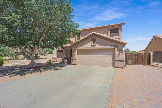 1614 E Vernoa Street, San Tan Valley, AZ 85140 (#6229160) :: The Josh Berkley Team