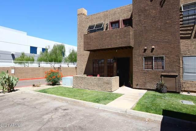 1245 W 1ST Street #117, Tempe, AZ 85281 (MLS #6229163) :: Arizona Home Group