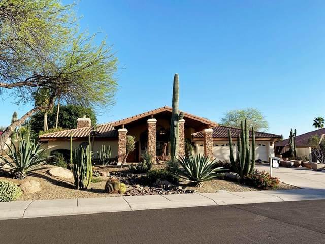 10125 E Larkspur Drive, Scottsdale, AZ 85260 (MLS #6229187) :: The Dobbins Team