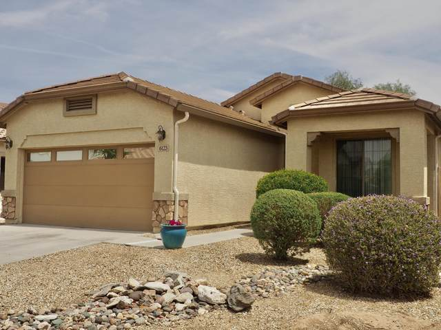6123 S 257TH Drive, Buckeye, AZ 85326 (MLS #6229197) :: Yost Realty Group at RE/MAX Casa Grande