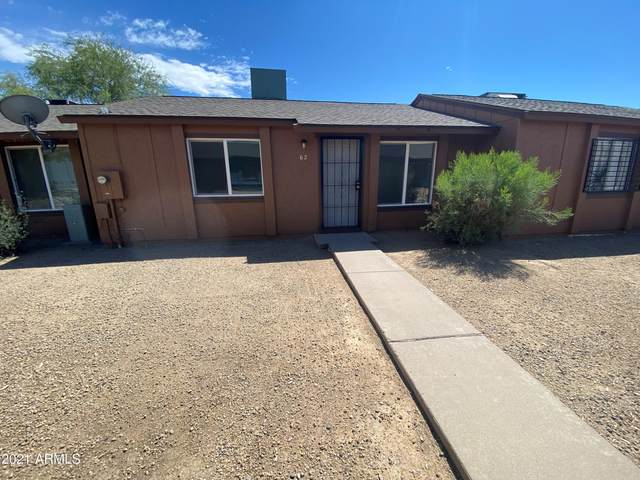 3646 N 67TH Avenue #62, Phoenix, AZ 85033 (MLS #6229200) :: neXGen Real Estate