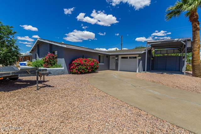 14801 N 23RD Place, Phoenix, AZ 85022 (MLS #6229225) :: Yost Realty Group at RE/MAX Casa Grande