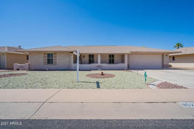 9527 W Indian Hills Drive, Sun City, AZ 85351 (MLS #6229228) :: The Riddle Group