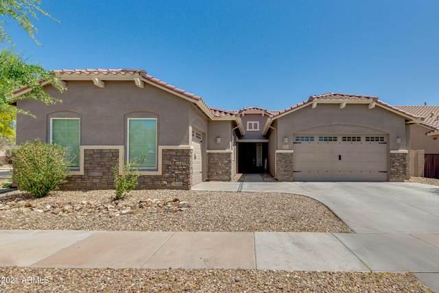 16822 W Electra Lane, Surprise, AZ 85387 (MLS #6229231) :: Long Realty West Valley