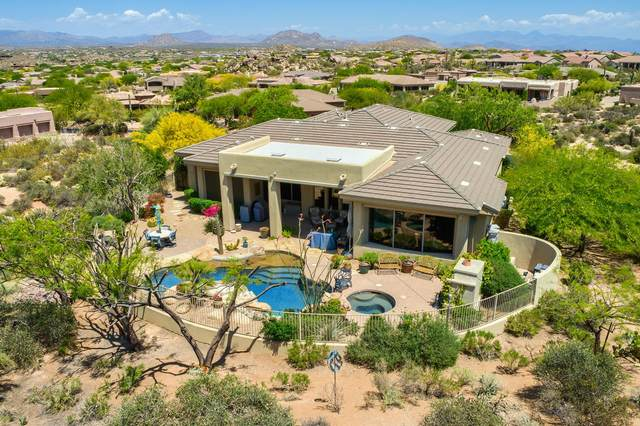 11413 E Troon Mountain Drive, Scottsdale, AZ 85255 (MLS #6229245) :: Klaus Team Real Estate Solutions