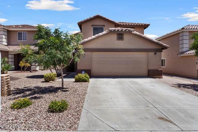 181 N 222ND Drive, Buckeye, AZ 85326 (MLS #6229248) :: The Riddle Group