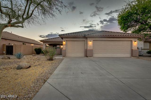 32850 N Cherry Creek Road, Queen Creek, AZ 85142 (MLS #6229253) :: Yost Realty Group at RE/MAX Casa Grande