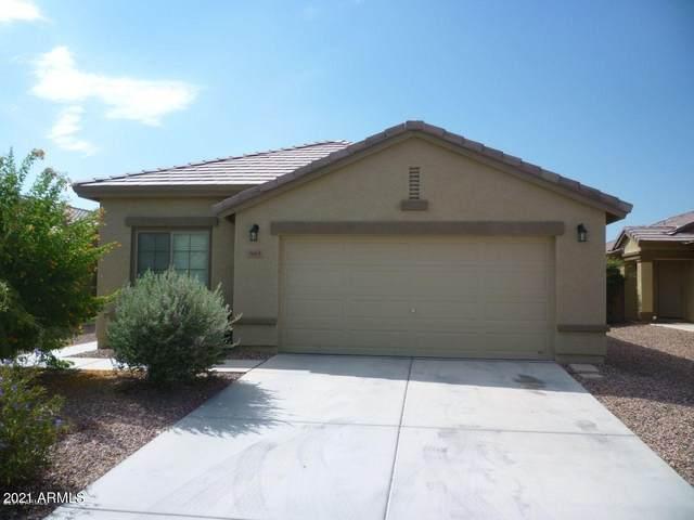 985 W Desert Hills Drive, San Tan Valley, AZ 85143 (MLS #6229298) :: The Luna Team
