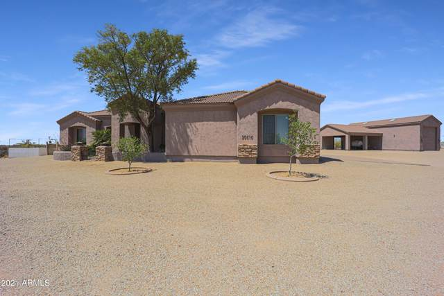 30616 N 228TH Avenue, Wittmann, AZ 85361 (MLS #6229299) :: The Luna Team