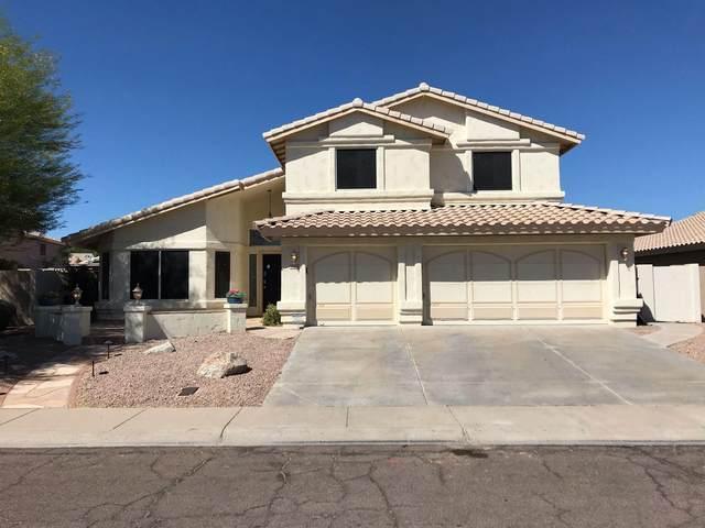 2712 E South Fork Drive, Phoenix, AZ 85048 (MLS #6229301) :: Yost Realty Group at RE/MAX Casa Grande