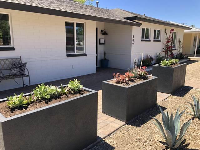 809 W Missouri Avenue, Phoenix, AZ 85013 (MLS #6229310) :: My Home Group