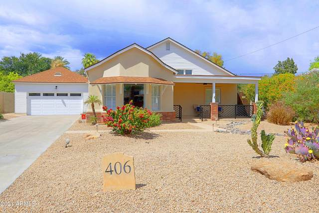 406 W Colter Street, Phoenix, AZ 85013 (MLS #6229312) :: The Carin Nguyen Team