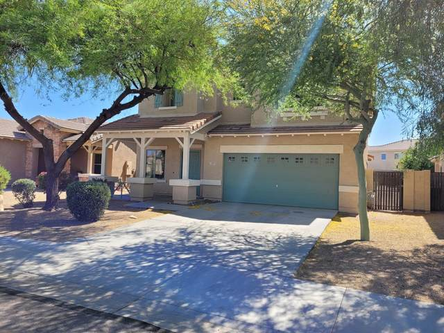 2509 S 116TH Avenue, Avondale, AZ 85323 (MLS #6229315) :: The Luna Team
