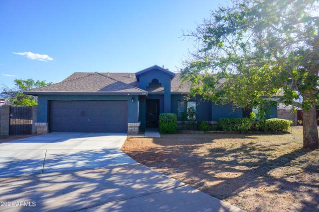 2310 Wildewood Court, Sierra Vista, AZ 85635 (MLS #6229320) :: The Luna Team