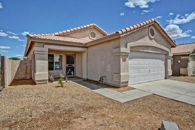 2667 S 156TH Avenue, Goodyear, AZ 85338 (MLS #6229321) :: The Luna Team