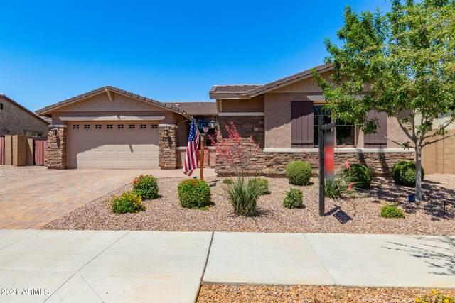 22100 E Maya Road, Queen Creek, AZ 85142 (MLS #6229345) :: Kepple Real Estate Group